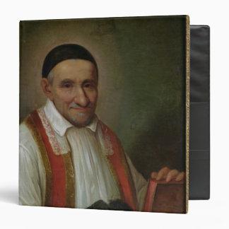 """St. Vincent de Paul 1649 Carpeta 1 1/2"""""""