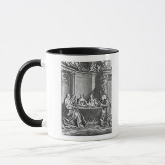 St. Vincent de Paul  and Cardinal Jules Mazarin Mug