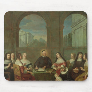 St. Vincent de Paul and the Sisters of Charity Mouse Pad