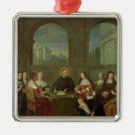 St. Vincent de Paul and the Sisters of Charity Christmas Ornaments