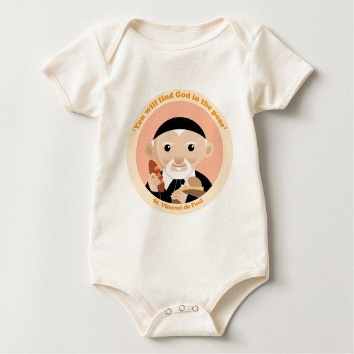 St. Vincent de Paul Body De Bebé