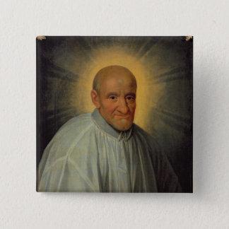 St. Vincent de Paul Button