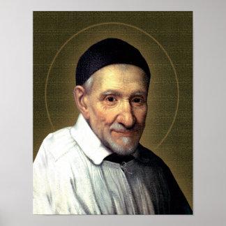 St. Vincent de Paul Poster