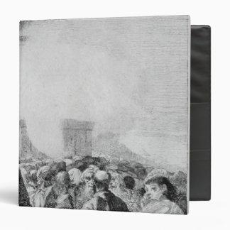 "St. Vincent Ferrer, 1750-80 Carpeta 1 1/2"""
