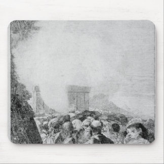 St. Vincent Ferrer, 1750-80 Mouse Pad