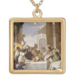 St. Vincent Ferrer performing a miracle Pendants