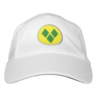 St. Vincent Flag Headsweats Hat