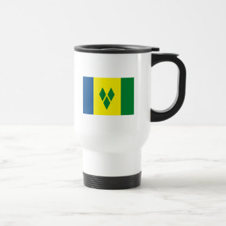 St. Vincent Flag Mug