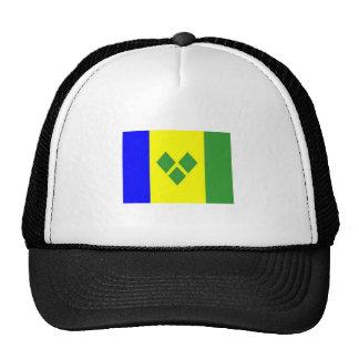 St. Vincent Flag Trucker Hat