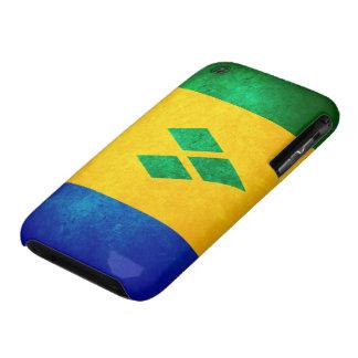 St. Vincent & the Grenadines Flag Case-Mate iPhone 3 Case