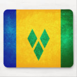 St. Vincent & the Grenadines Flag Mouse Pad