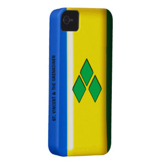 St Vincent & the Grenadines Iphone 4/4S Case
