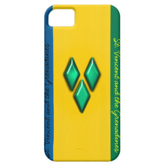 St Vincent & the Grenadines Iphone 5 Case