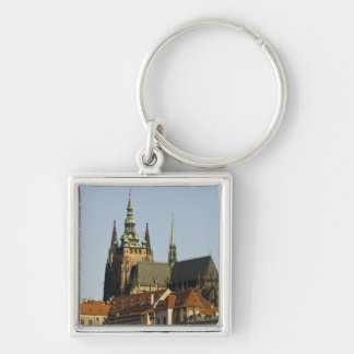 St. Vitus Cathedral and Prague Castle, one of Keychain