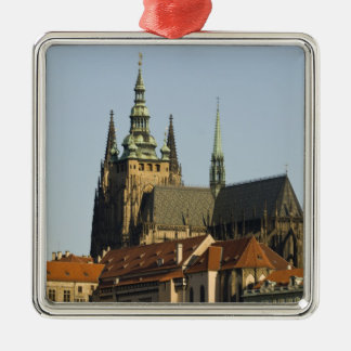 St. Vitus Cathedral and Prague Castle, one of Metal Ornament