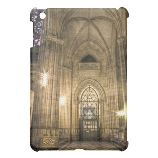 ST.Vitus Cathedral Inside Prague iPad Mini Cover