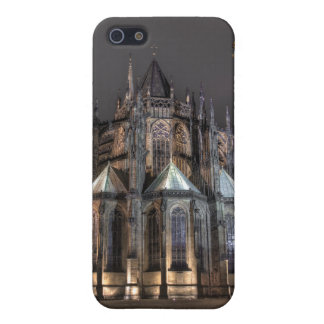 St. Vitus Cathedral Prague Castle Cover For iPhone SE/5/5s