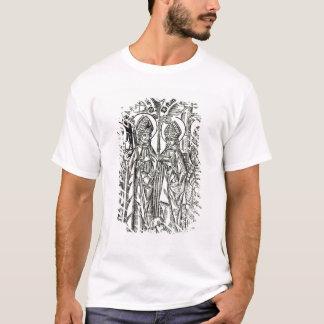 St. Wenceslaus, Adalbert,Stanislaus St. Florian T-Shirt