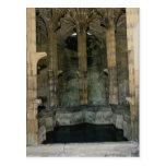 St. Winefride's Well, Holywell, U.K. Postcard