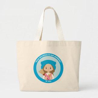 St. Zita Large Tote Bag