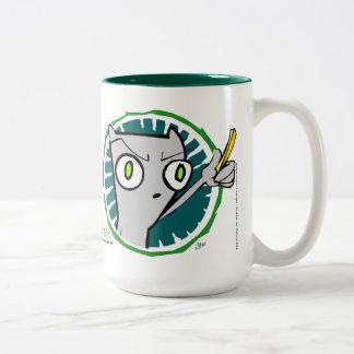 Stab You In Your Eye w/ French Fry : Foamy Mug