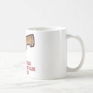Stabbed By Knife In The Back Coffee Mug