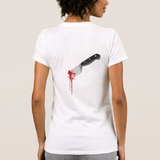 Stabbed in the Back Tee Shirt