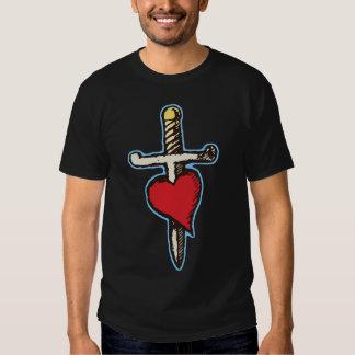 Stabby Stab tattoo shirt