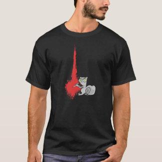 Stabby Stabby espumoso la camisa de la ardilla