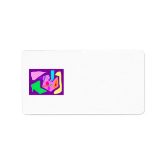 Stability Society Culture Communication Music Box Address Label