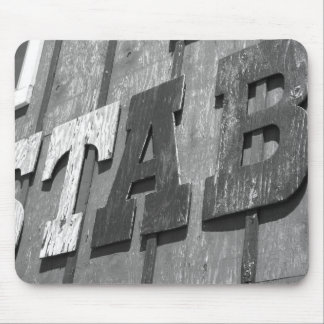 Stable - Abstract Mouse Pad