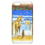 Stable Christmas Case For iPhone 5C