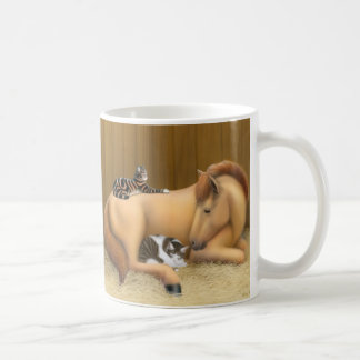 Stable Friends Mug