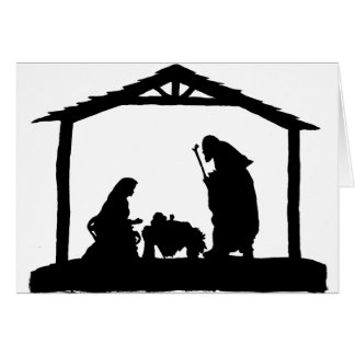 Stable.png Greeting Card