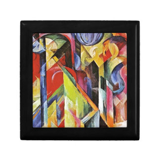 Stables by Franz Marc Jewelry Box