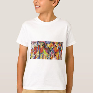 Stables by Franz Marc T-Shirt