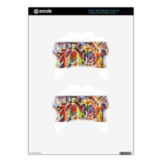 Stables by Franz Marc Xbox 360 Controller Decal