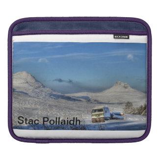 Stac Pollaidh  and Ben Mor Coigach.... iPad Sleeves