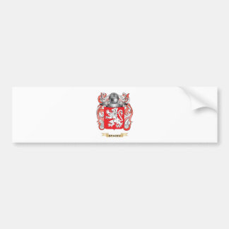 Stacey Coat of Arms (Family Crest) Bumper Sticker