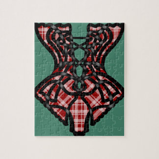 Stacey's Corset Jigsaw Puzzle