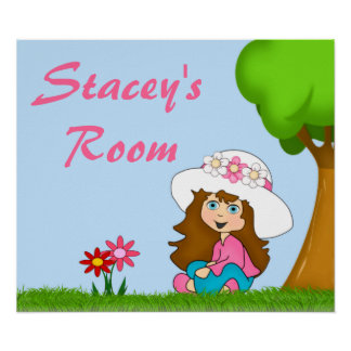 Stacey's Room Poster