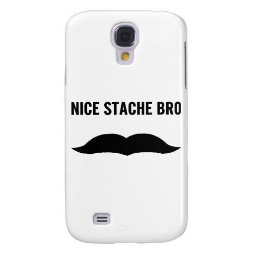 Stache agradable Bro
