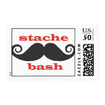 Stache Bash Postage