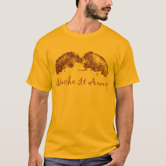 Stache It Away T-Shirt