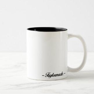 Stache Kitteh Mug