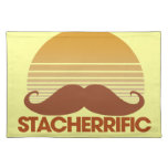 Stache Place Mat