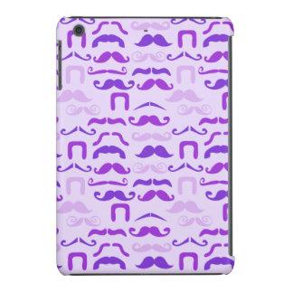 Stache púrpura carcasa para iPad mini retina