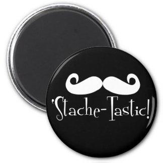 'Stache-tastic Refrigerator Magnets