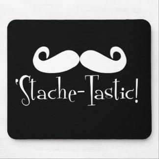 'Stache-tastic Mouse Pad