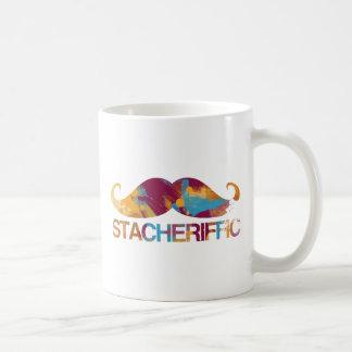 Stacheriffic Coffee Mug